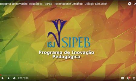Resultados e Desafios – Colégio São José – PROGRAMA DE INOVAÇÃO PEDAGÓGICA – SIPEB