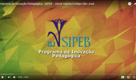 Jornal Digital/Colégio São José – PROGRAMA DE INOVAÇÃO PEDAGÓGICA – SIPEB