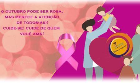 Outubro Rosa – Uma questão de todos (a)!