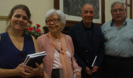 Lançamento do Livro Centenário do Patrocínio pela Academia Ituana de     Letras (ACADIL)