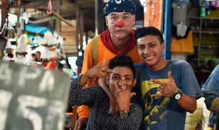 A transformadora imersão Voluntária de Roberto Ravagnani – Iquitos/Peru