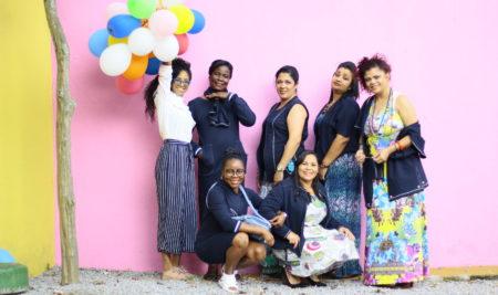 Editorial Family Blue – Curso de Moda e Estilismo – Centro de Educação São José