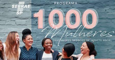 Programa Mil Mulheres Sebrae no CENTRO DE EDUCAÇÃO SÃO JOSÉ