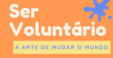 O voluntariado mostra sua cara