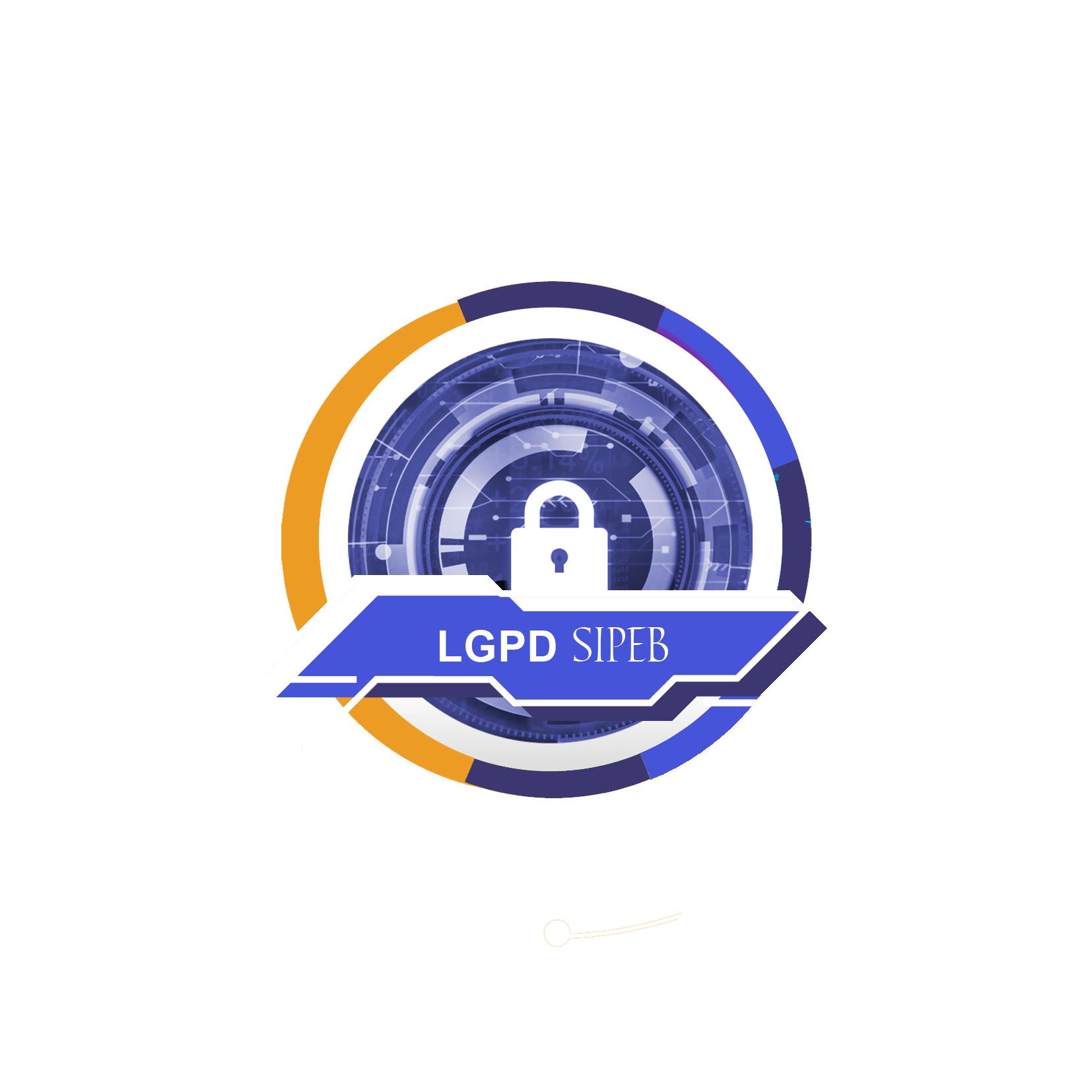 Logo LGPD - Sipeb